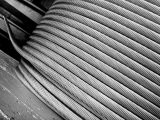 Thick Aluminum Cable Being Wound on a Huge Spool, Aluminum Company of America Factory Premium Photographic Print by Margaret Bourke-White