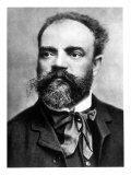 Portrait of Antonin Dvorak, Czech Composer, 1841-1904 Photographie