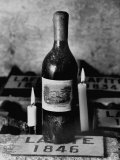 Chateau-Lafite-Wine Photographic Print by Pierre Boulat