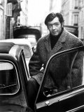 Author Julio Cortazar Premium Photographic Print by Pierre Boulat