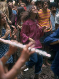 Woodstock Photographic Print by Bill Eppridge