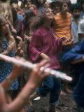 Woodstock Premium Photographic Print by Bill Eppridge