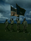15th Can Do Regiment Premium Photographic Print by J. R. Eyerman