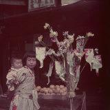 Hoshibana Kite Festival, Japan Photographic Print by Carl Mydans