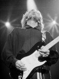 Eric Clapton Kunst på  metal