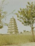 Chinese Landmarks Premium Photographic Print by Mark Kauffman