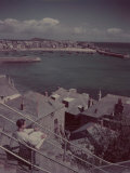 St. Ives Artists' Colony, Cornwall, England Premium Photographic Print by Mark Kauffman
