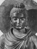 Gaudara Buddha, 3rd Century Photographic Print by Eliot Elisofon