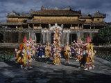 Vietnam Scenes Premium Photographic Print by John Dominis