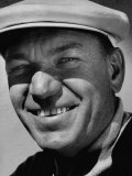 Portrait of Golfer Ben Hogan Premium Photographic Print by Loomis Dean