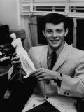 Frankie Avalon Premium Photographic Print by Peter Stackpole