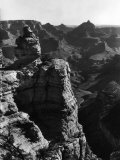 Aerial View of Rock Formation in the Grand Canyon Premium Photographic Print by Margaret Bourke-White
