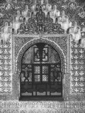 Sala De Los Hermanas at the Alhambra, Onetime Citadel and Castel of 13th Century Moorish Kings Premium Photographic Print by David Lees