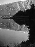 Lake Kluane Premium Photographic Print by J. R. Eyerman