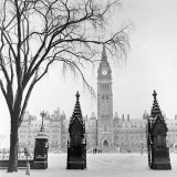 Parliament Opening, Canada Photographic Print by William C. Shrout
