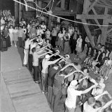 High School Graduation Mansfield, Ohio Photographic Print by Alfred Eisenstaedt