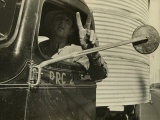 Trucking Story Photographic Print by Carl Mydans