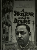 Tennessee Williams Reproduction photographique sur papier de qualité par W. Eugene Smith