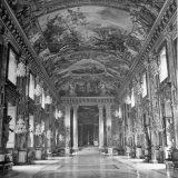 Great Hall of Palazzo Colonna Photographic Print by John Phillips