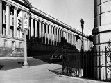 The Colonnaded U. S. Treasury Building Premium Photographic Print by Walker Evans