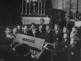 Vienna Boys Choir Members Performing Premium Photographic Print