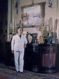 President of Brazil Getulio Vargas Premium Photographic Print