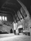 Great Hall Inside Allington Castle Premium Photographic Print
