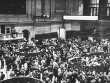 The New York Stock Exchange Photographic Print by Andreas Feininger