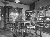 Interior of Mark Twain Museum Premium Photographic Print by Dmitri Kessel