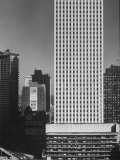 New Office Buildings in Chicago Photographic Print by Andreas Feininger