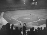 White Sox Defeating Red Sox in Tenth Inning 1-0, at Comiskey Park Premium Photographic Print