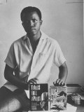 "Chinua Achebe, Author of ""A Man of Many People"" Premium Photographic Print"