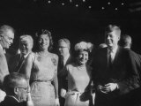 Sen. John F. Kennedy at the 1960 Democratic National Convention Premium Photographic Print by Ed Clark