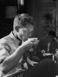 Attorney General Robert F. Kennedy During Freedom Riders Crisis Premium Photographic Print by Ed Clark