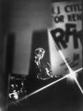 Senator Robert F. Kennedy Campaigning in Camden Photographic Print
