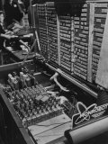 Univac Computer Used to Tabulate Votes on Election Night Premium Photographic Print