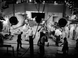 Filming Set Located in the Desilu Studio Premium Photographic Print