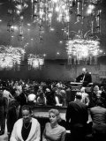 All Forms of Gambling Such As: Roulette, Craps, and Slot-Machines at Riviera Hotel Premium Photographic Print by Francis Miller
