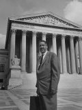 Thurgood Marshall Photographic Print
