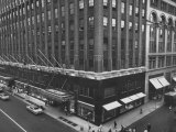 Exterior View of the Bloomingdales Department Store Photographic Print