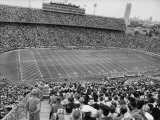 Texas Vs Oklahoma Game in the Cotton Bowl Photographic Print