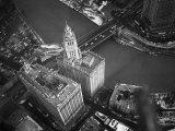 Wrigley Building in South Chicago. 1951 写真プリント : マーガレット・バーク=ホワイト