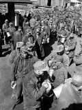 Coal Miners Premium Photographic Print by Alfred Eisenstaedt