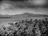 Clouds and Tropical Scenes in Puerto Rico and Santiago Island Photographic Print by Hansel Mieth