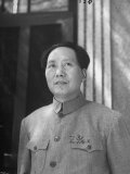 Chinese Communist Ldr. Mao Tse Tung Photographic Print