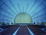 Radio City Music Hall Stage Restored to its Orginal 1932 Splendor after Seven-Month Renovation Premium Photographic Print