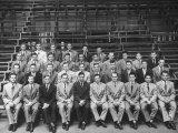 36 Employed Engineering Graduates from Toledo University Premium Photographic Print