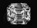 Large Diamond Owned by Jewel Harry Winston Premium Photographic Print by Bernard Hoffman
