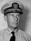 US Navy Admiral Raymond Spruance Premium Photographic Print