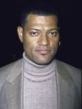Actor Laurence Fishburne Premium Photographic Print by Dave Allocca